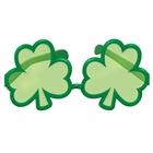 St. Patrick's Day Shamrock Shaped Sunglasses
