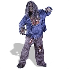 Zombie 3D Adult Costume