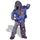 Zombie 3D Adult Costume