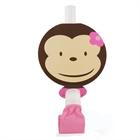 Pink Mod Monkey Blowouts (8)
