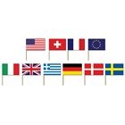 International Flag Picks (50)