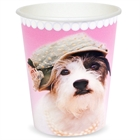 Glamour Dogs 9 oz. Paper Cups (8)