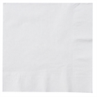 White Lunch Napkins (50)