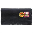 Black Lunch Napkins (125)