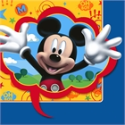 Disney Mickey Mouse Lunch Napkins (16)