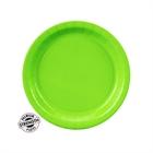 Lime Green Dessert Plates (24)
