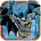 Batman Heroes and Villains Square Dinner Plates (8)