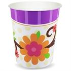 Owl Blossom 9 oz. Paper Cups (8)