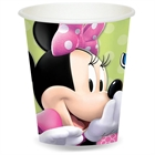 Disney Minnie Mouse Party 9 oz. Paper Cups (8)
