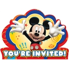 Disney Mickey Mouse Invitations (8)