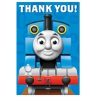 Thomas the Tank Thank-You Notes (8)