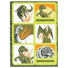 Dinosaurs Sticker Sheets (4)