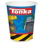 Tonka 9 oz. Paper Cups (8)