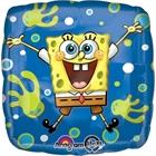 SpongeBob Square Foil Balloon