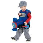 Plush Ride-In Train Toddler Costume