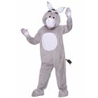 Donkey Plush Adult Costume