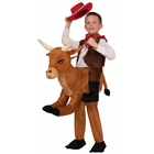 Ride on Bull Child Costume One-Size