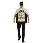 Batman T-Shirt Adult Costume Kit