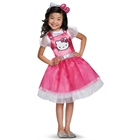 Hello Kitty Pink Deluxe Child Costume