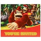 Donkey Kong Invitations (8)