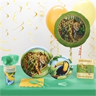 Jungle Party Deluxe Party Pack