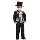 Skeleton King Toddler Costume