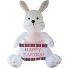 Easter Bunny Inflatable Lawn Décor (4 Feet Tall)