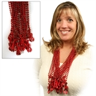 Crawfish/Lobster Party Beads (12)