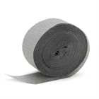 Silver Grey Crepe Paper