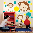 Mod Monkey Giant Wall Decals