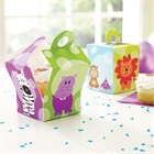 Safari Friends Cupcake Boxes (4)