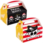Little Buccaneer Empty Favor Boxes (4)