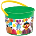 Sesame Street Party Favor Container