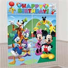 Disney Mickey Mouse Scene Setter Decoration Set