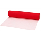 Red Tulle Roll (12''H)