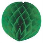 Green Honeycomb Ball Decoration