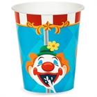 Carnival Games 9 oz. Paper Cups (8)