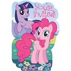 My Little Pony Friendship Magic Invitations (8)
