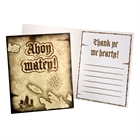 Pirates Thank-You Notes (8)