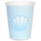 Mermaids Under the Sea 9 oz. Cups (8)