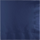 Navy Blue Lunch Napkins (50)