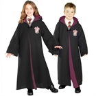 Harry Potter Deluxe Gryffindor Robe Child Costume