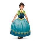 Anna Frozen Fever Deluxe Toddler Costume
