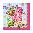 Shopkins Beverage Napkins (16)