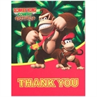 Donkey Kong Thank-You Notes (8)