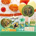 Jungle Party Super Deluxe Party Pack