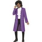 Purple Rain Plus Jacket Adult Costume