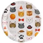 Cats Meow Toss Dinner Plate (8)