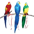 Parrot Decoration Assorted Colors