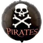 Pirates Foil Balloon
